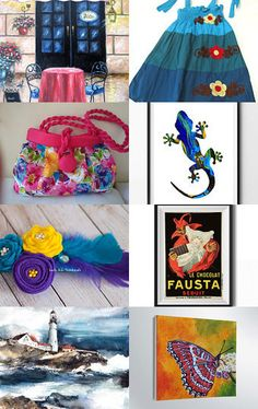 SATURDAY EVENING FINDS by Anna Margaritou on Etsy--Pinned with TreasuryPin.com