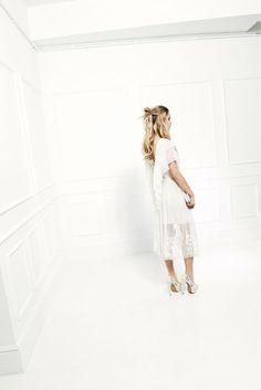 Embroidered Dress - Miss Selfridge