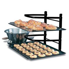 When you're in the midst of a holiday-baking throw down, you'll want this cooling rack from Linden Sweden on hand. It allows you to have four pans of cookies cooling at one […]