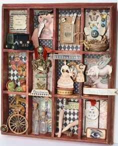 Cute Shadow Box!