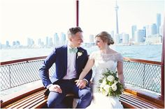 Photography: K Thompson Photography Ceremony and Reception Venue: Royal Canadia. Wedding Tags, Wedding Ideas, Yacht Wedding, Toronto Wedding, Yacht Club, Signature Collection, Ontario, Reception, Wedding Inspiration