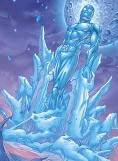 Iceman from X-Men (aka one of THE BEST x-men...ever)