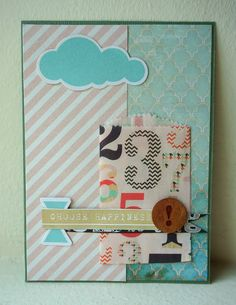 Blog Hop @ 365cards Free For All: Rock Your Style 365cards, Card, bloghop
