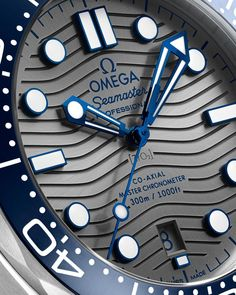 omega seamaster aqua terra co-axial Omega Seamaster Diver 300m, Seamaster 300, Omega Seamaster Automatic, Omega Speedmaster, Big Watches, Best Watches For Men, Sport Watches, Cool Watches, Omega Planet Ocean