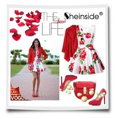 """""""Shein IV-3"""" by elviraobralic ❤ liked on Polyvore featuring moda"""