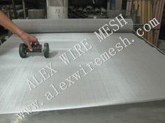 316L wire mesh