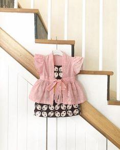 New Sewing Diy Clothes Women Summer Ideas Kids Frocks Design, Baby Frocks Designs, Frocks For Girls, Little Girl Dresses, Kids Dress Wear, Baby Dress Design, Baby Girl Dress Patterns, Toddler Dress, Kind Mode