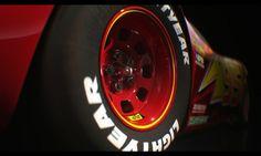 Lightning McQueen Wheel