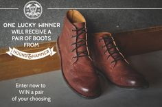 Get lucky and snag a #Free pair of these Black Grovers in our #Sweepstakes http://woobox.com/zjy55r/ipj1k8