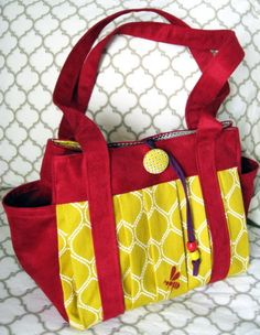 506e95c0f7a6 Beehive Bag Handmade Fabric Bags