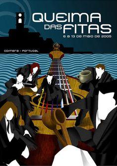 Queima das Fitas Coimbra 2005