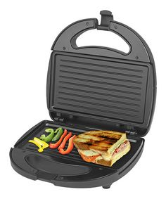 Another great find on #zulily! Kitchen Living Contact Grill & Sandwich Maker #zulilyfinds
