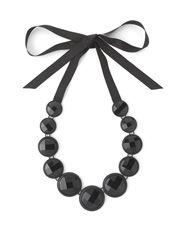 Black Lucille necklace