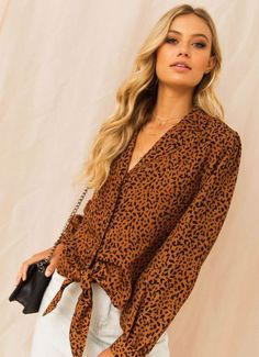 Buy Zara Shirt - Chocolate Speckle Print at Peppermayo online now. Browse the latest fashion trends, & more! Cute Website, Zara Shirt, Mens Sale, Latest Fashion Trends, Collars, Fashion Outfits, Blouse, Long Sleeve, Shirts