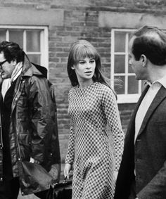 "She has never been comfortable with celebrity — ""I love and adore acting, but I hate the trimmings,"" she told LIFE — but Christie became a fashion icon anyway, representing that swinging-'60s look out of London."