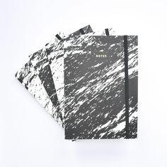 Notesy Paper Love Eco Marble / Magdalena Tekieli / photo credit: NOTEKA/ notebook / notes / zeszyt / stationery