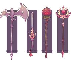 Weapon commission 14 by Epic-Soldier.deviantart.com on @DeviantArt