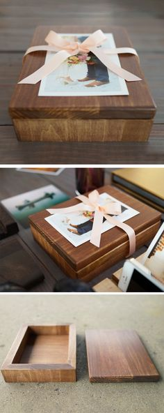 Store your 4x6 or 4.5x6 photos in this rustic, handcrafted, wooden box made of Poplar Wood with Stain.This photo box can hold up to 80 photos/prints.