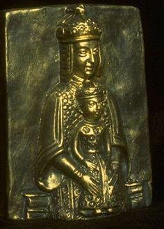 The Black Virgin of Notre Dame du Puy
