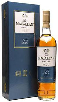The Macallan Fine Oak 30 Year Old Whisky, $1,979.00... Yes... One day