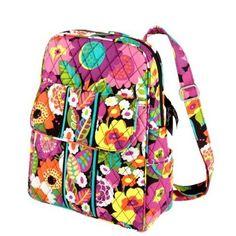 Vera Bradley Backpack in Va Va Bloom ($85.00)