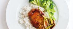 Sójové kuře s brokolicí