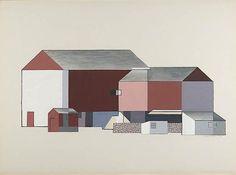 Charles Sheeler - 19 Artworks, Bio & Shows on Artsy Charles Sheeler, Michener Art Museum, Graffiti, Art Graphique, Art Boards, Painting & Drawing, Illustration, Abstract Art, Sculpture