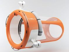 Marine Drone Concept Cleans Up Plastics In The Ocean