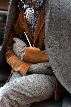 winter layer love // trousers, menswear