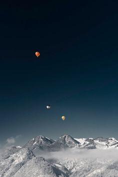 Alpin Ballooning