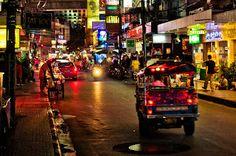 Světem křížem krážem: Bangkok den 3.