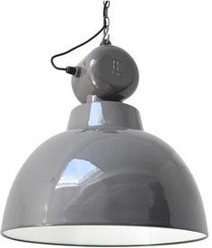 Hanglamp Industriële Factory - HK LivingDe nieuwe uitvoering van de HK Living…