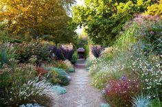 Cloudehill Gardens, photo by Claire Takacs Eco Garden, Forest Garden, Gnome Garden, Dream Garden, Garden Ideas, Garden Landscape Design, Garden Landscaping, Australian Garden, Classic Garden