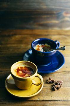 Hummingbird High - A Desserts and Baking Food Blog in Portland, Oregon: Spiced Crème Brûlée