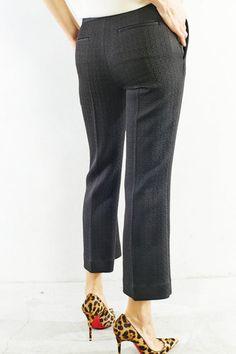 Black Flair Pant by Hache | shopheist.com