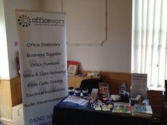 Exhibiting at Cheltenham Connect 2014.