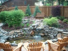Wait until you see the after photo! Click the following link and see how we transformed this pond into a whole new living area! https://www.arnoldmasonryandlandscape.com/galleries/before-after/#4948 #Landscape #Contractor #Atlanta #Georgia #Landscape_Contractor_Atlanta_Georgia #LandscapeContractorAtlantaGeorgia