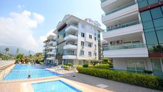 Luxury Flats in Alanya, 110