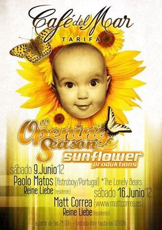 Sunflower Produktions (Cafe del Mar, Tarifa)