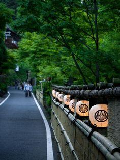 An evening in Kibune, Kyoto, Japan   by Eiji-I on 500px