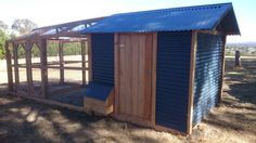 Chicken Houses, Pens & Coops