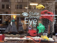 Our windows are ready for a summer at sea.  Are your eyes?