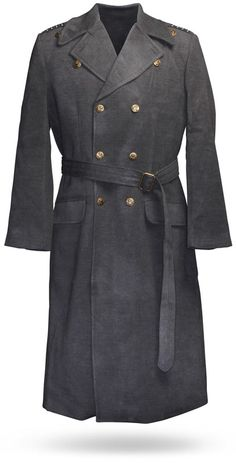 ThinkGeek Captain Jack Harkness Coat - I like this coat, but what I really want is Captain Jack!