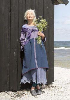 Tunics – Gudrun Sjödén - Swedish design with a green soul & online Mode Chic, Mode Style, Beautiful Outfits, Cool Outfits, Boho Fashion, Womens Fashion, Fashion Tips, 2000s Fashion, Fashion Hair