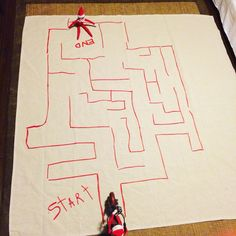 Day 5: licorice maze