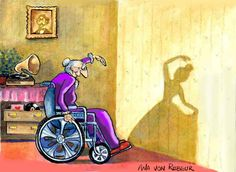 """""""How others see you, is not important ~ How you see yourself, means everything"""" ~ anon • cartoonist: Ana Von Rebeur http://www.cartooningforpeace.org/en/dessinateurs/ana-von-rebeur/"""