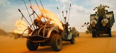 #CarFacts South African residents can legally attach small flamethrowers to the side of their cars to provide defense against carjackers. Does it seem like Mad Max?