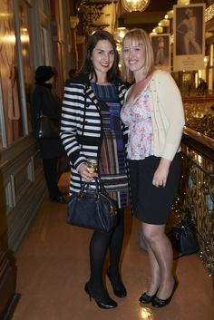 Olivia Holtz and Jessica Bushby at Evening With Our Designers 2013 at Strand Arcade, featuring the launch of the 1891 publication, the We Are The Makers series, and our SS13 campaign. #fashion #event #EWOD #strandarcade