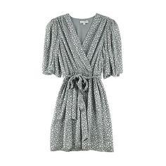 La Garçonne - Jovovich-Hawk Vicky Dress ❤ liked on Polyvore featuring dresses, vestido, jovovich-hawk and jovovich hawk dress