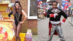 See Jason as Elvis, Kylie as Amy Winehouse and other amazing fancy dress pics for the Queen's Diamond Jubilee | Coronation Street - ITV Soaps